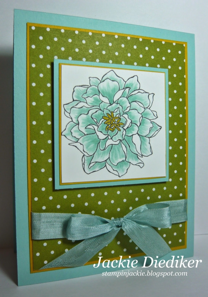 Pals Paper Arts #198 – A Color Challege!
