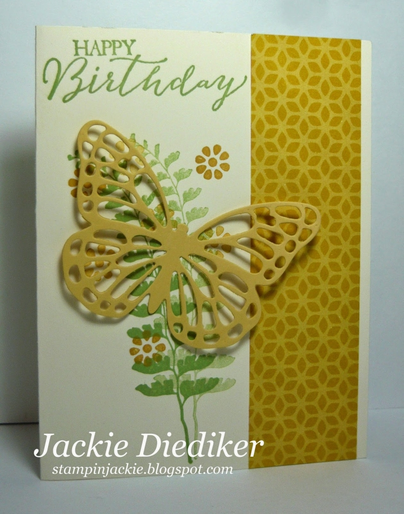 Happy Birthday and Butterflies!