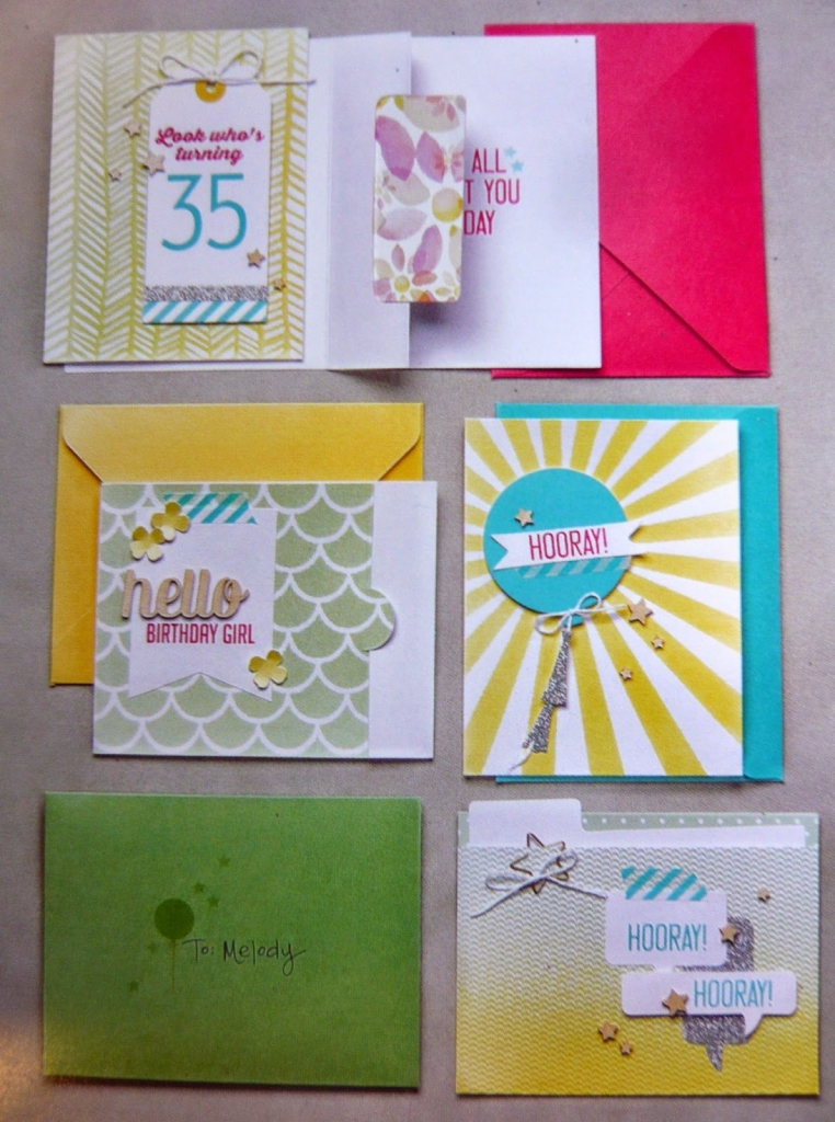 Stampin' Pretty Guest Stamper – Hooray It's Your Day!