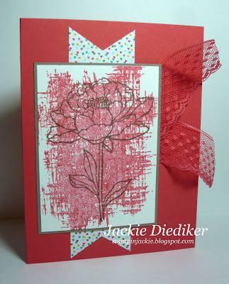 Stampin' Pretty Pals Blog Hop – In with the NEW!