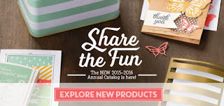 NEW Annual Catalog – Share the Fun!