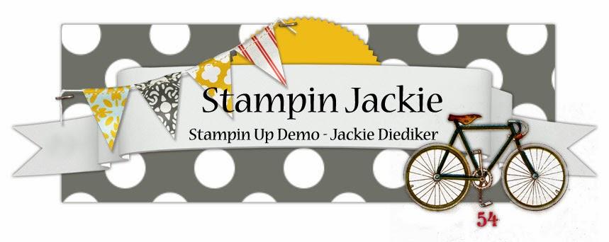 Stampin' Jackie