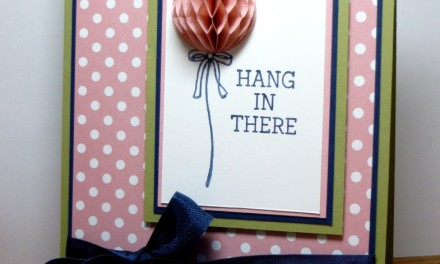 Honeycomb Happiness – Pals Paper Arts Color Challenge!