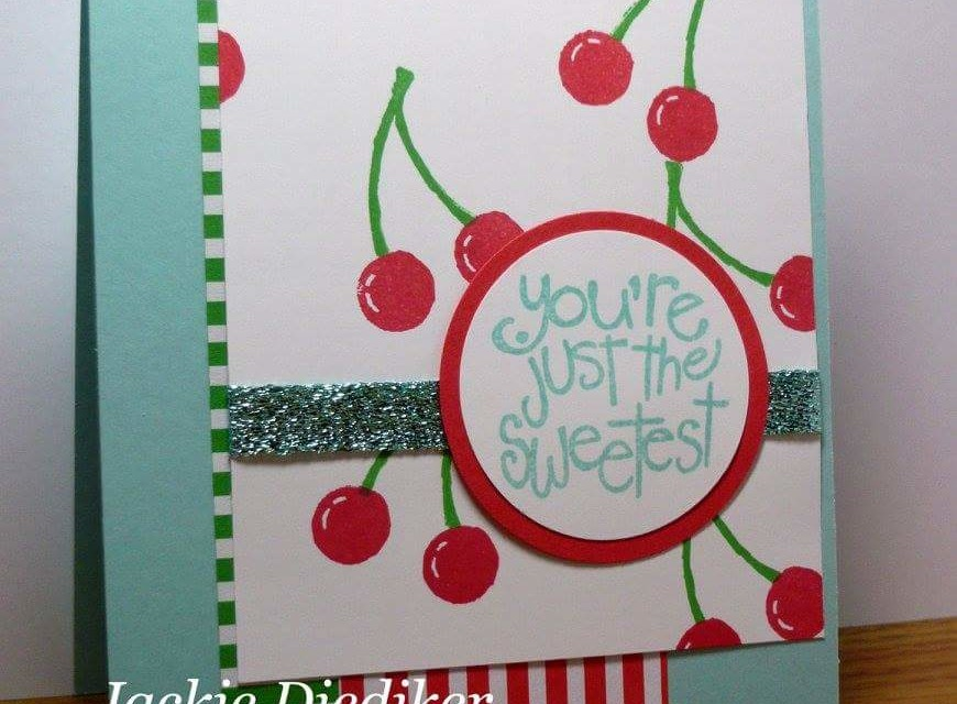 Pals Paper Arts Challenge – Sweetest!