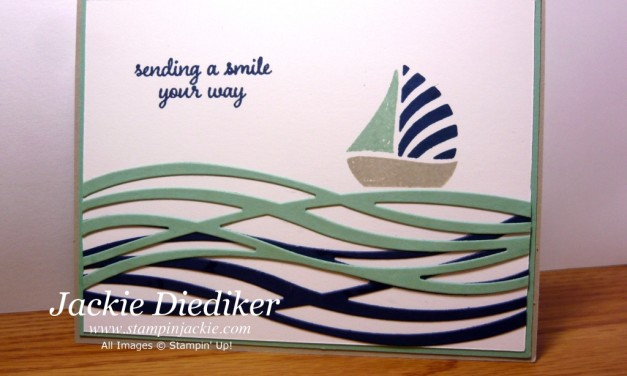 Pals Paper Art Challenge #303 – Swirly Bird!