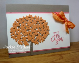 Thoughtful Branches 313 Jackie Diediker Stampinup