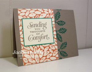 Suite Seasons Jackie diediker stampin up