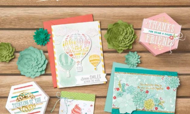 New Occasions Catalog and Sale-A-Bration Kick Off!