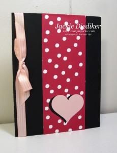Sending Love Jackie Diediker Stampin Up