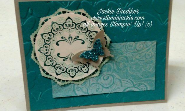 Fluttering Glimmer Paper!