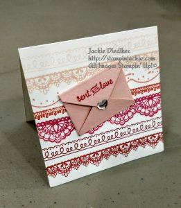 Delicate Details Jackie Diediker Stampin Up