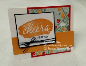 Reverse Words Jackie Diediker Stampin Up