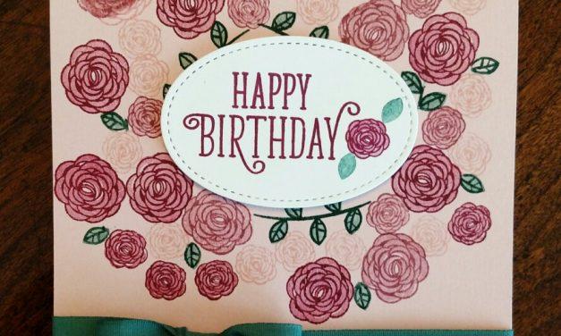 Happy Birthday, Gorgeous!