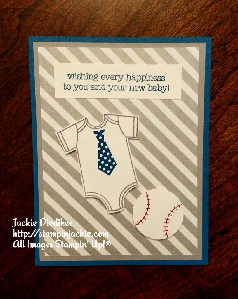 Made with Love Jackie Diediker Stampin Up