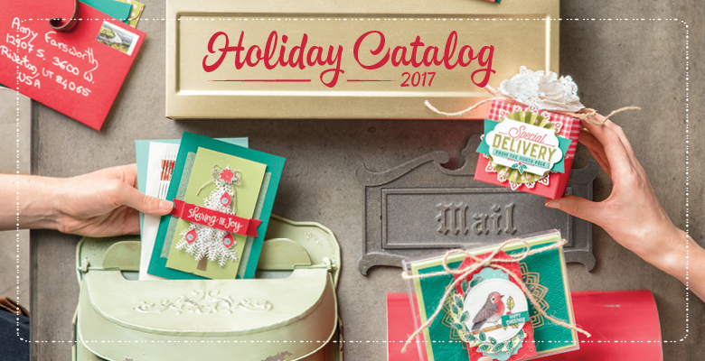 New Holiday Catalog is LIVE!